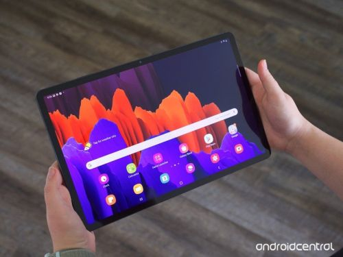 First Galaxy Tab S8 leaked renders and specs will give you S7 flashbacks