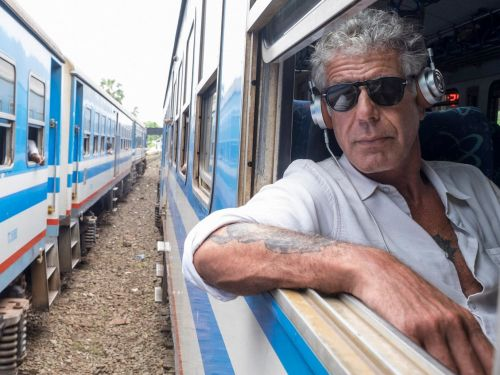 Anthony Bourdain got 6 posthumous Emmy nominations for his CNN show 'Parts Unknown'