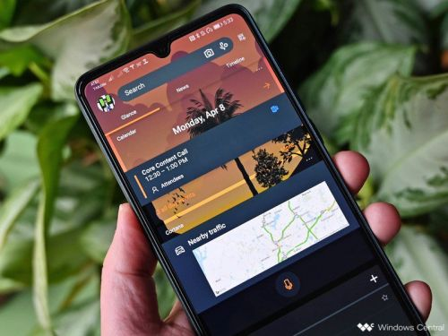 Microsoft Launcher beta gains tighter integration with Teams and more