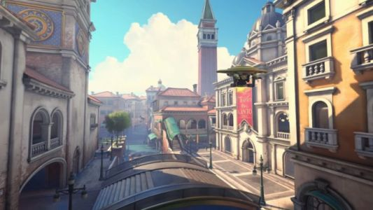 Overwatch's new Rialto map is live on the PTR