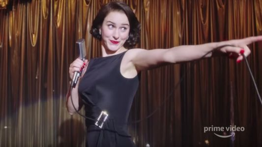 Delightful New Trailer For Amazon's THE MARVELOUS MRS. MAISEL Season 3
