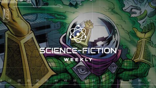 Science-Fiction Weekly - Spider-Man, Weird City, Atom RPG, Star Trek