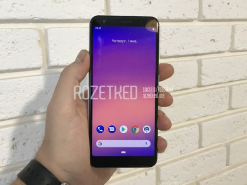 Leaked Pixel 3 Lite photos might reveal Google's answer to the iPhone XR