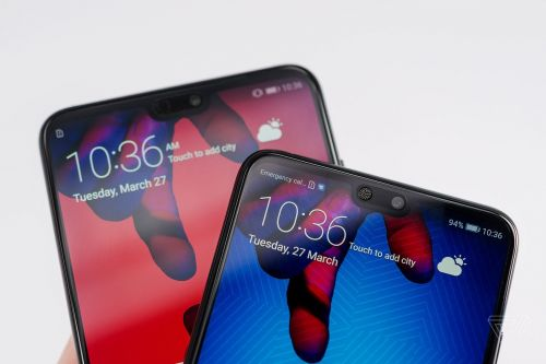Huawei's P30 Pro will have quad-camera array, CEO's photograph suggests