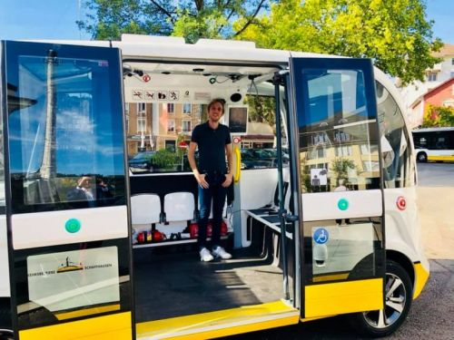 What big cities can learn from the small Swiss town with a driverless bus