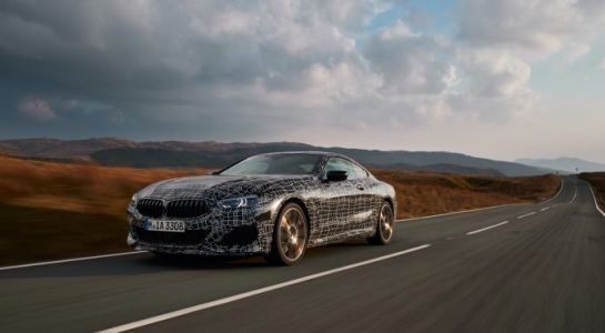 The BMW 8 Series sounds incredible: Check out the video