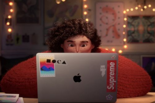 Apple's new holiday ad is a heartwarming, Pixar-inspired animated short