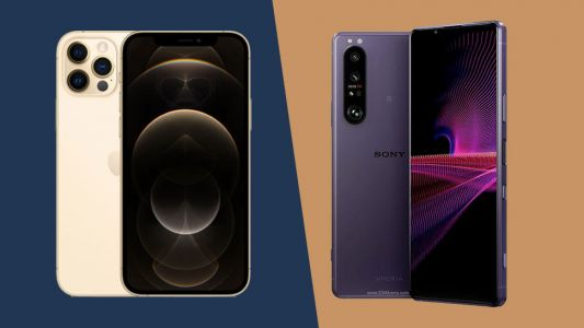 Sony Xperia 1 III vs iPhone 12 Pro Max: who's the real pro here?