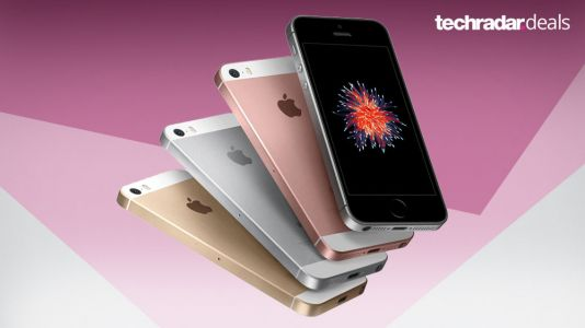 The cheapest iPhone SE unlocked SIM-free prices for Christmas 2018