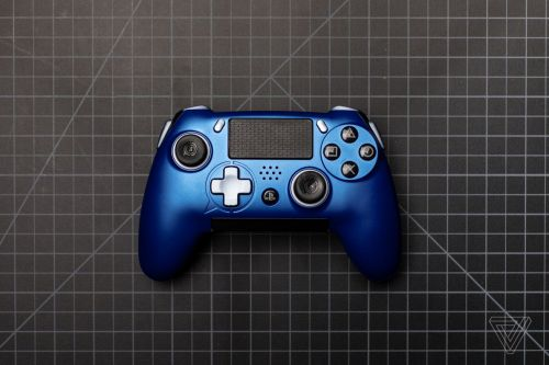 The Scuf Vantage reimagines the PS4 controller, but with some big flaws