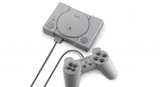Sony unveils PlayStation Classic, comes with 20 games