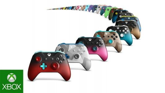 Xbox Design Lab launches new 'Camo' and 'Shadow' controller options