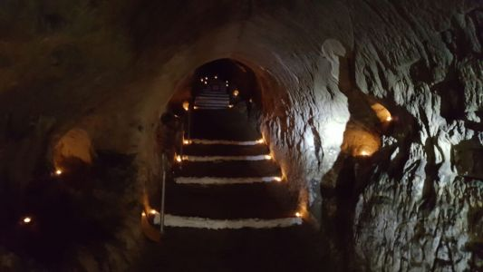 Tickets Alert: Reigate Caves tickets now available