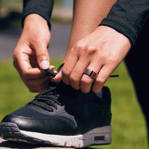 Crush your resolutions with 20% off the Motiv ring fitness tracker