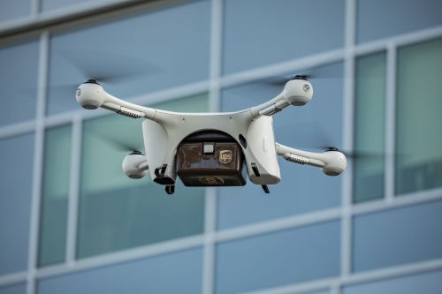 UPS will use drones to deliver medical supplies in North Carolina