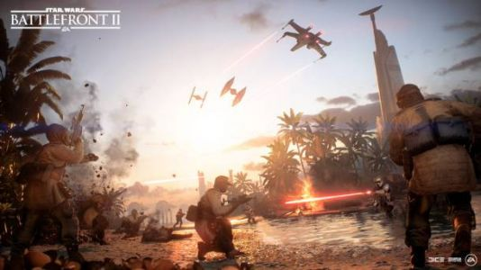 'Star Wars Battlefront 2' is free on the Epic Games Store this week