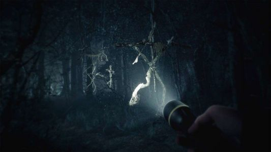 Try not to scream when you're watching Blair Witch's new gameplay trailer
