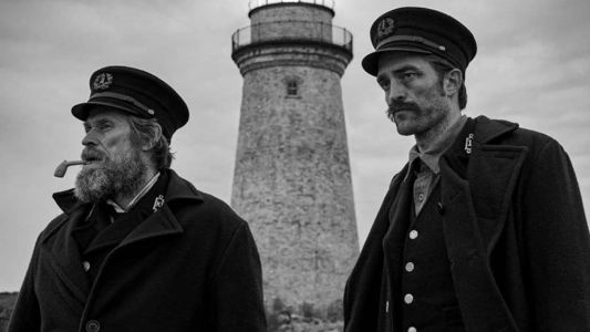 First Look at Willem Defoe and Robert Pattinson's THE LIGHTHOUSE From The Director of THE WITCH