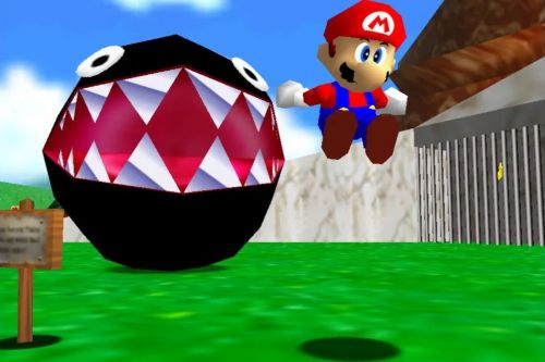Super Mario 64 probably won't be the last million-dollar video game