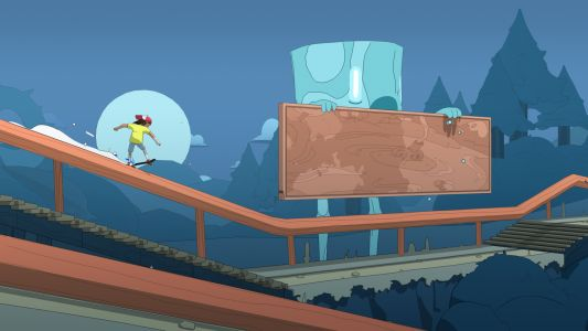 OlliOlli World get new gameplay footage that debuts new moves