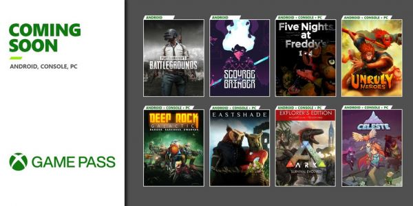 Xbox Game Pass for Android adds eight new titles, including PUBG, Celeste, and more