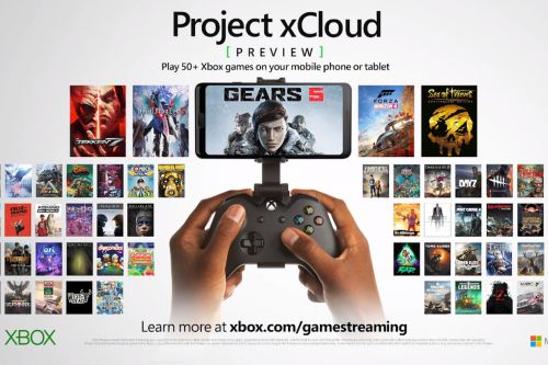 Microsoft's xCloud preview now has 50 new games, more than Stadia's launch list