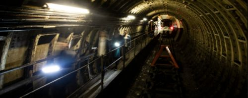 Tickets Alert: Tours of the hidden parts of Moorgate tube station