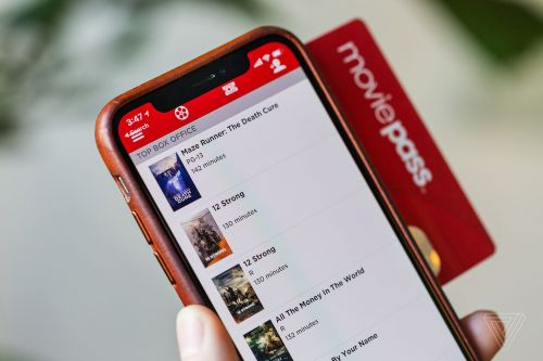 Moviepass losses jumped from less than $3 million to $126.6 million in a year