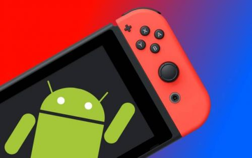 Android on Nintendo Switch is more promising than you'd think