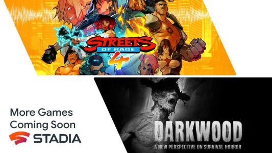 STREETS OF RAGE 4 Is Coming to Stadia This Month