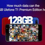 Video:  Ulefone T1 Premium Edition dazzles with its storage space