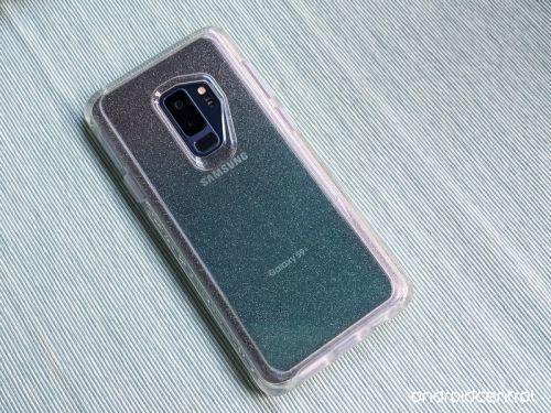 Symmetry Series for Galaxy S9+ can't shake that OtterBox bulk