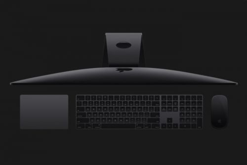Hey Apple, where's our regular space gray Magic Keyboard?