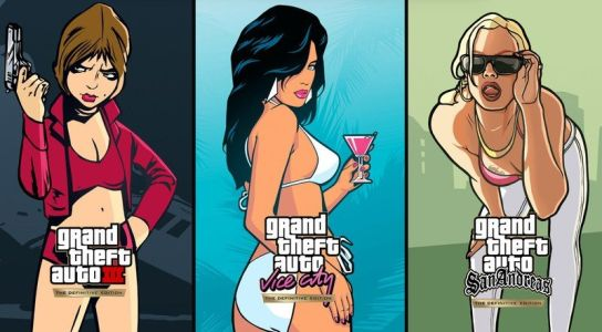 Here's everything new in GTA Trilogy Definitive Edition