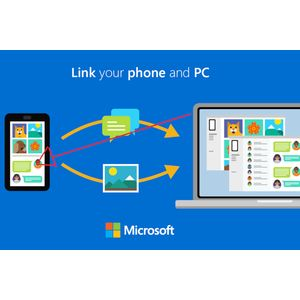 Microsoft app works in reverse, will send content links from a PC to your Android phone