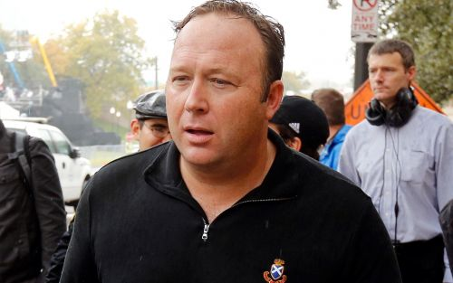 Twitter finally cracks down on Alex Jones by suspending his account for one week