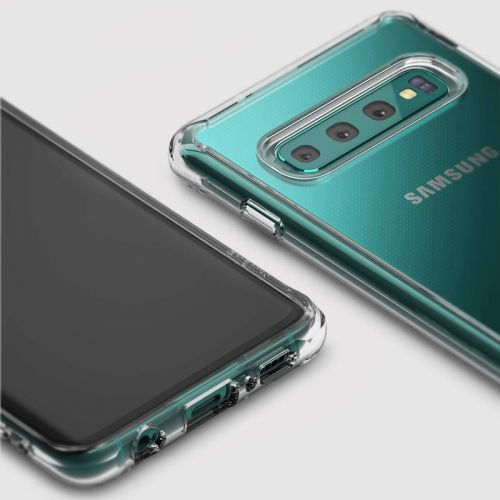 Keep your Samsung Galaxy S10 intact from day one with Ringke's case sale