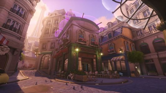 New Overwatch Paris Map And Update Now Live On PS4, Xbox One, And PC