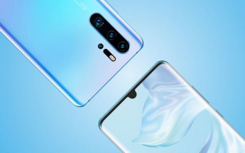 Huawei unveils the P30 and P30 Pro officially