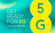 EE launching the first UK 5G network on May 30