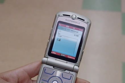 The Motorola Razr may return as a foldable phone - for $1,500