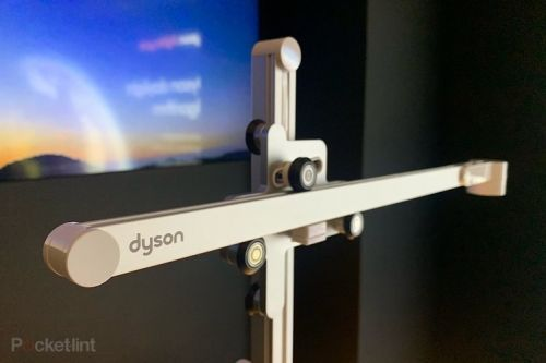 Dyson Lightcycle task light changes as the day progresses