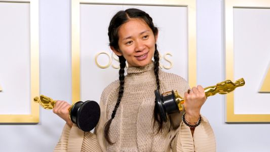 Eternals director Chloé Zhao would make a Star Wars movie if asked