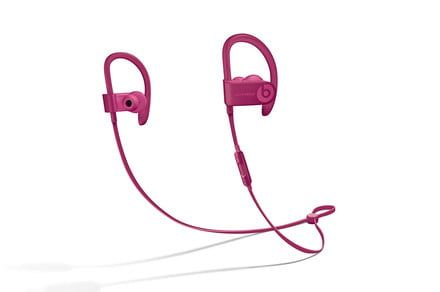 The Powerbeats3 wireless earphones are $110 off for Presidents' Day