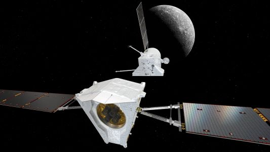 Watch BepiColombo's twin spacecraft launch tonight on a mission to Mercury
