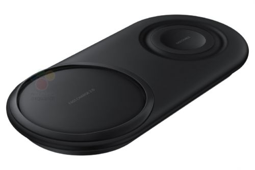 Samsung Wireless Charger Duo Pad adds Fast Charge 2.0, leaked for all the world to see