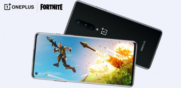 OnePlus 8 Allows Players to Run FORTNITE at 90 FPS