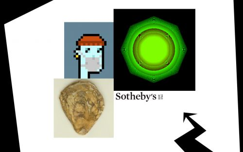 Sotheby's first NFT auction revealed