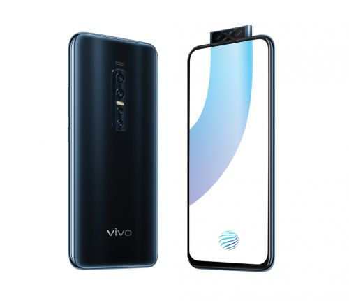Vivo V17 Pro is Official with 32MP Dual Pop-Up Cameras