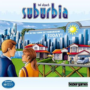 Award-winning city building board game Suburbia goes free on Android and iOS, deal ends today!